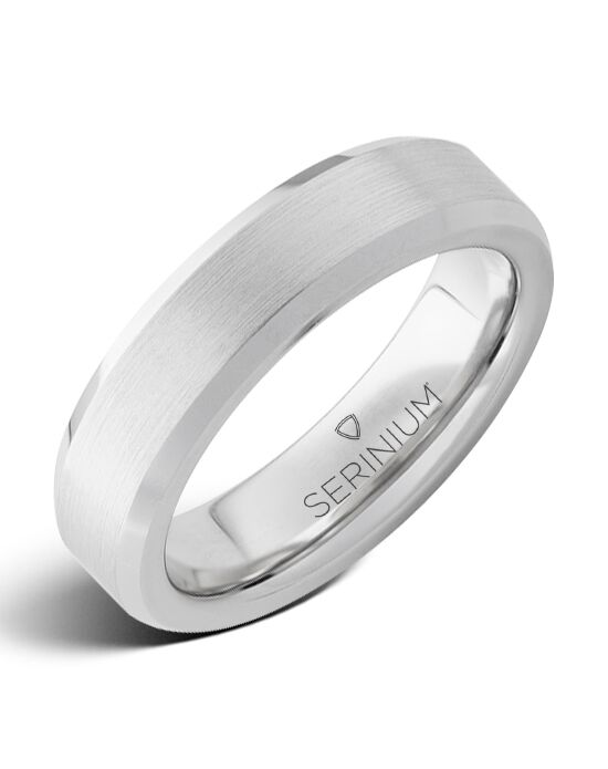 Serinium® Collection Existentialist — Slim Serinium® Ring-RMSA001802 Serinium® Wedding Ring