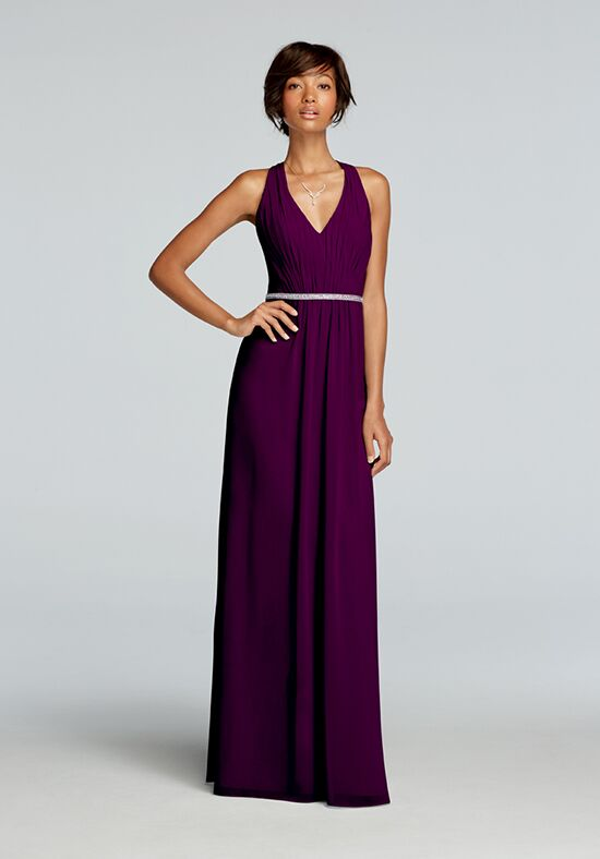 Wonder by Jenny Packham Bridesmaids Wonder by Jenny Packham Style JP291638 V-Neck Bridesmaid Dress
