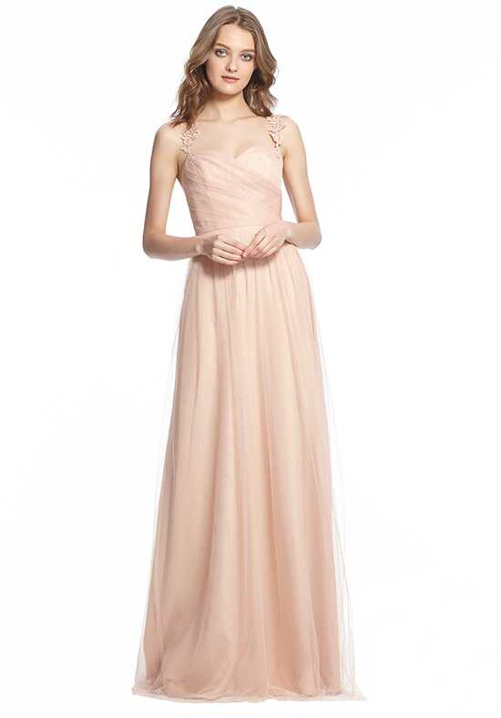 Monique Lhuillier Bridesmaids 450502 Strapless Bridesmaid Dress