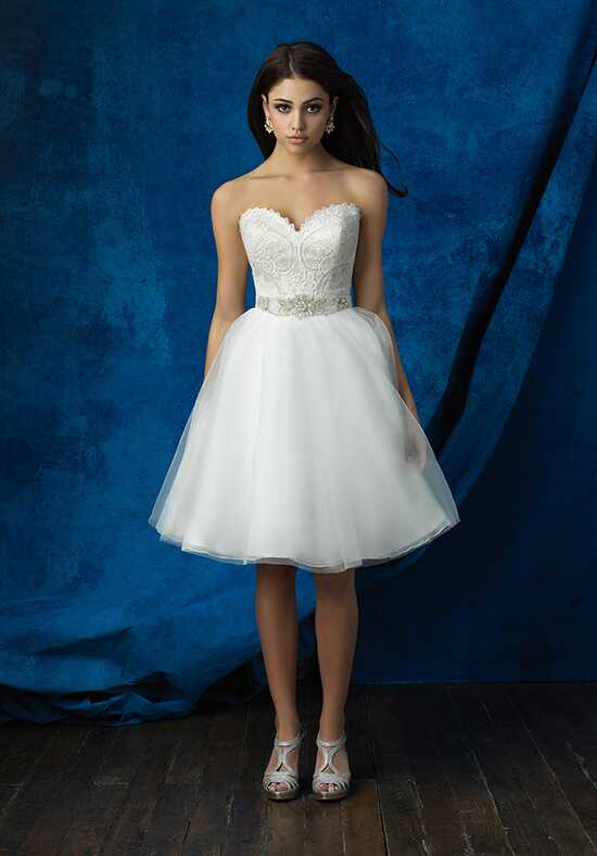 Allure Bridals A2008 Wedding Dress photo