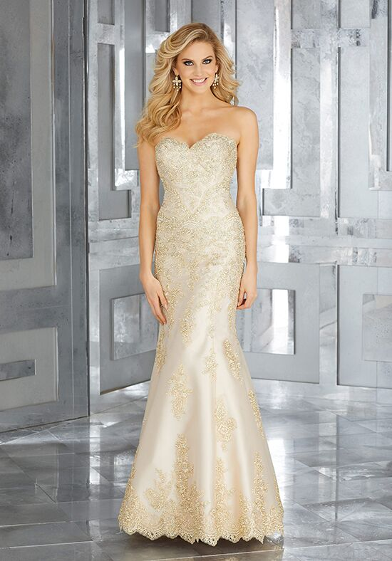 MGNY 71605 Mother Of The Bride Dress