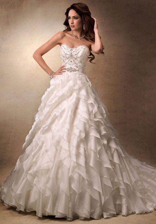 Maggie Sottero Fallon Wedding Dress - The Knot
