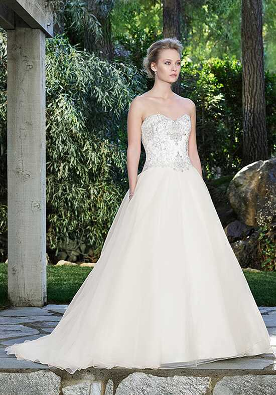 Casablanca Bridal 2249 Marigold Ball Gown Wedding Dress