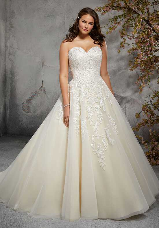 Morilee by Madeline Gardner/Julietta 3246 / Lizbeth Ball Gown Wedding Dress