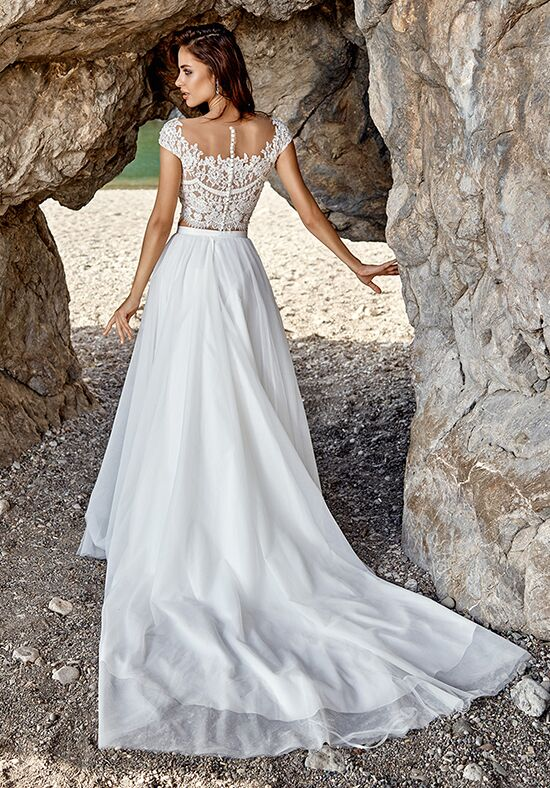 Eddy K Maraca A-Line Wedding Dress