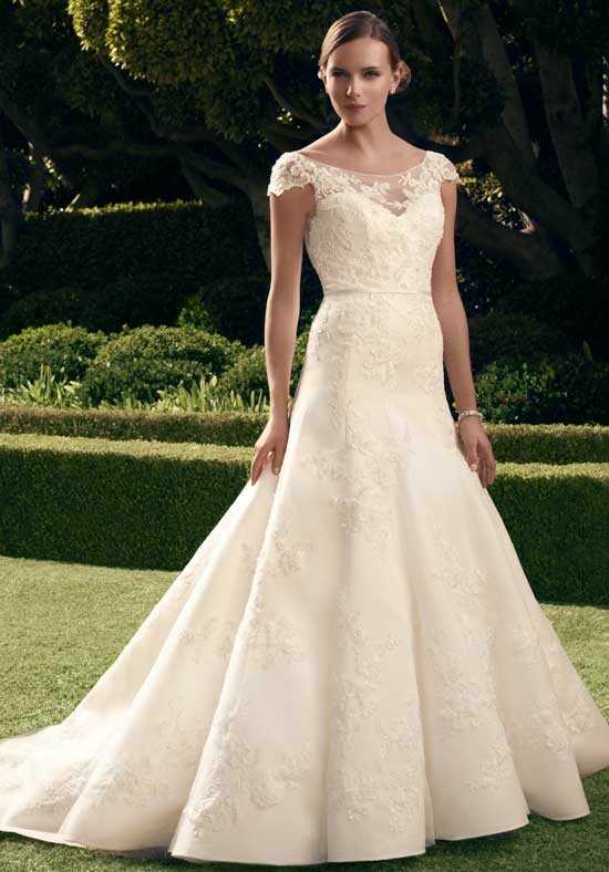 Casablanca Bridal 2180 A-Line Wedding Dress