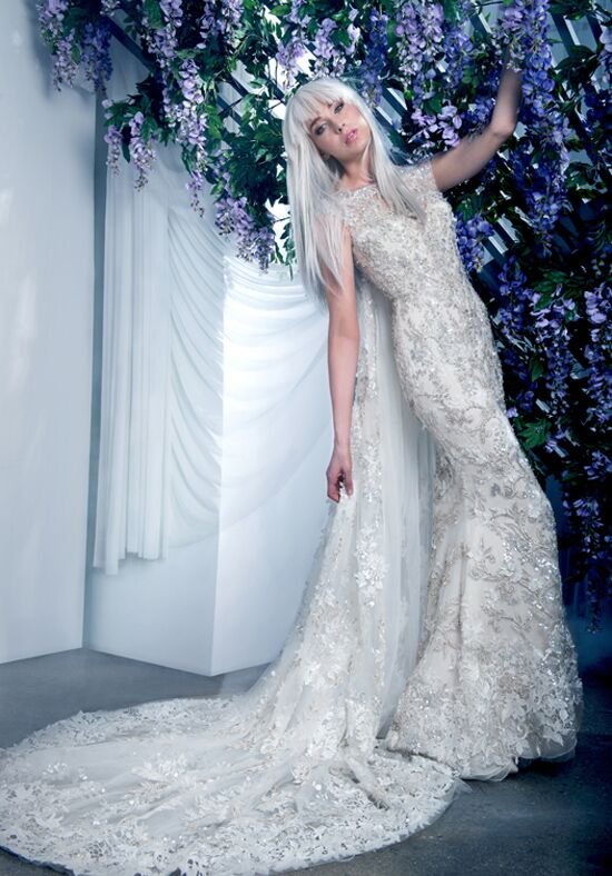 Ysa Makino KYM174 Sheath Wedding Dress