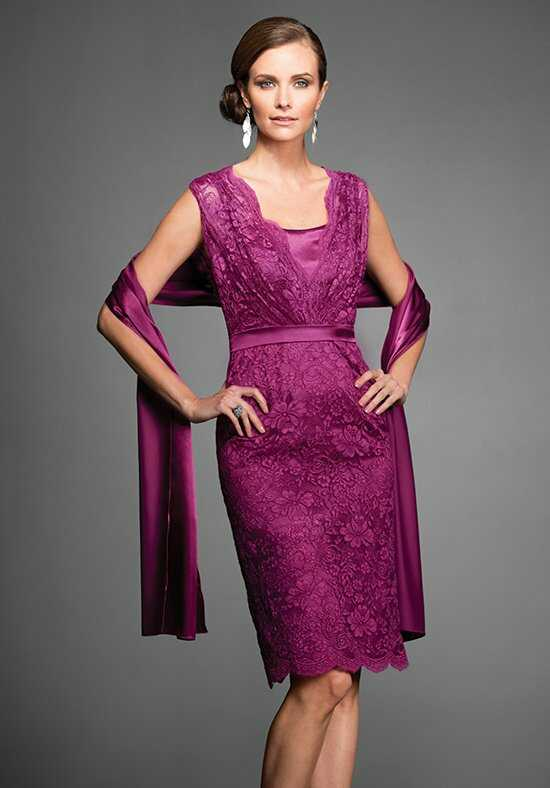 Jasmine Black Label M1160060 Pink Mother Of The Bride Dress