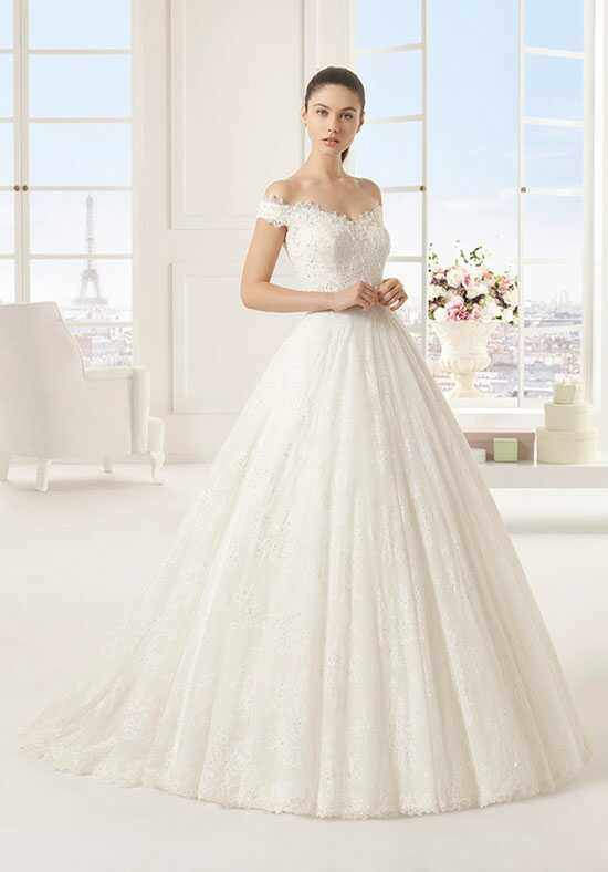 Two by Rosa Clará EXITO Ball Gown Wedding Dress