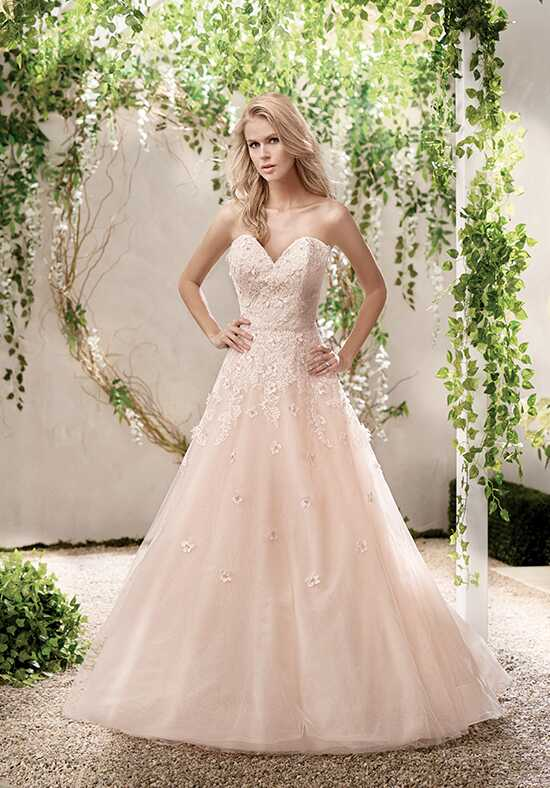 Jasmine Collection F191016 Ball Gown Wedding Dress