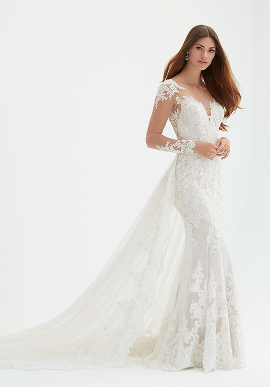 Madison James MJ407 Sheath Wedding Dress