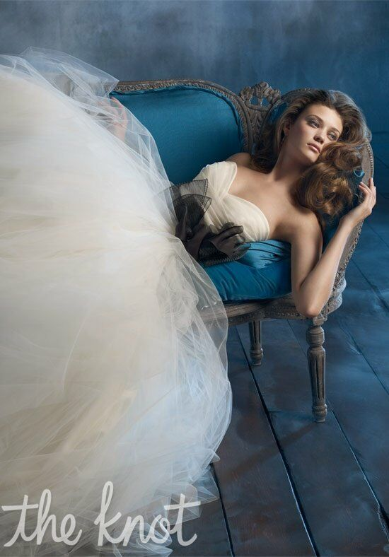 Tara Keely by Lazaro 2161 Wedding Dress