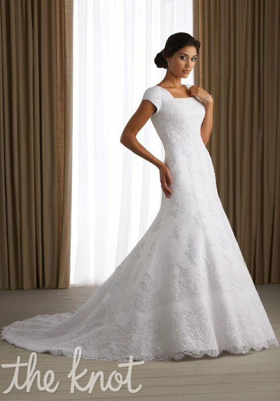 Bliss by Bonny Bridal 2209 Mermaid Wedding Dress