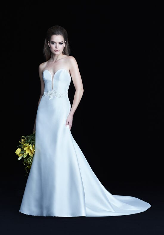 Paloma Blanca 4765 A-Line Wedding Dress