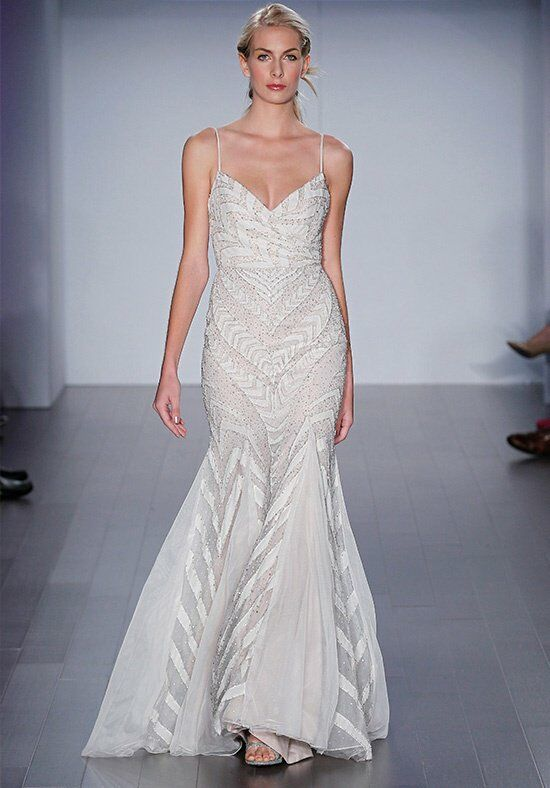 Hayley Paige 6502/Nile Mermaid Wedding Dress