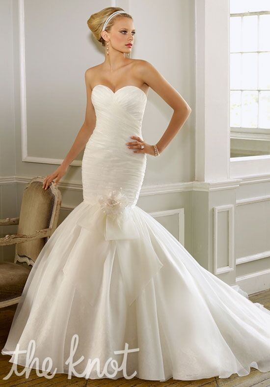 Morilee by Madeline Gardner 1602 Mermaid Wedding Dress