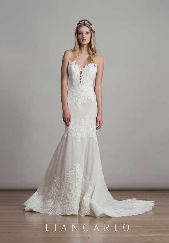 LIANCARLO 6871 Mermaid Wedding Dress
