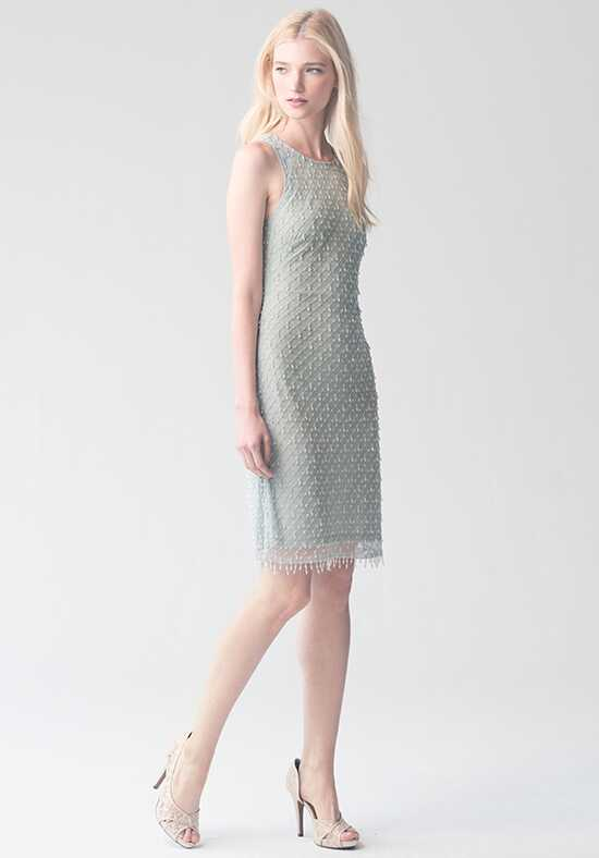 Jenny Yoo Collection (Maids) Kendall {Morning Mist} #1772 Bateau Bridesmaid Dress