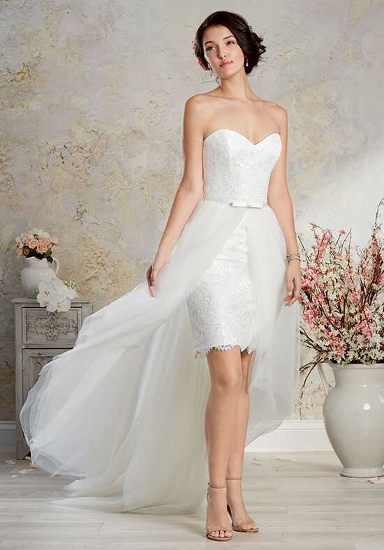 Alfred Angelo Modern Vintage Bridal Collection 8569 A-Line Wedding Dress