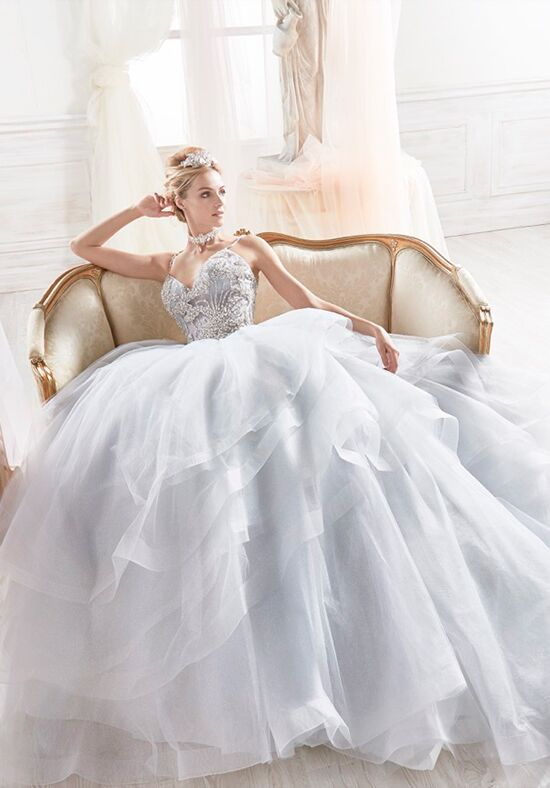 Nicole Collection 2018 NIAB18130 Ball Gown Wedding Dress