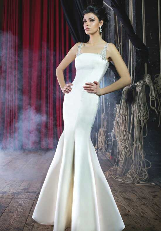 Stephen Yearick KSY58 Mermaid Wedding Dress