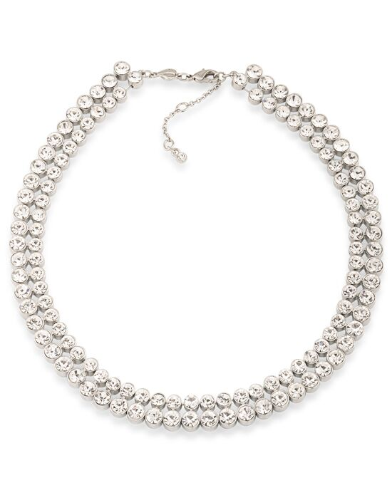 Carolee Jewelry CLN00421S100 Wedding Necklace photo