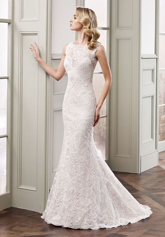 Eddy K CT158 Mermaid Wedding Dress