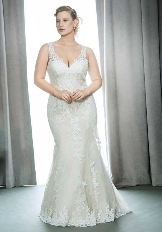 Femme by Kenneth Winston 3397 Mermaid Wedding Dress