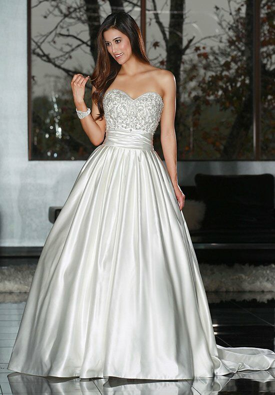 DaVinci Bridal 50211 Ball Gown Wedding Dress