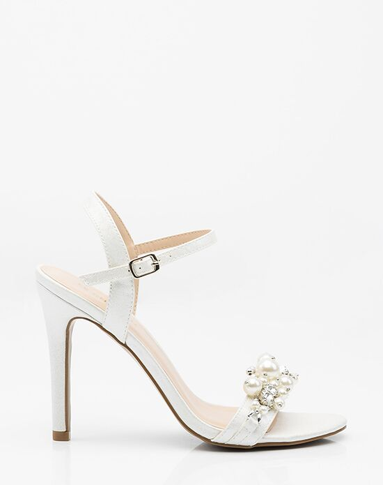 LE CHÂTEAU Wedding Boutique SHOES_362699_092 Pink, Silver, White, Gray, Champagne Shoe