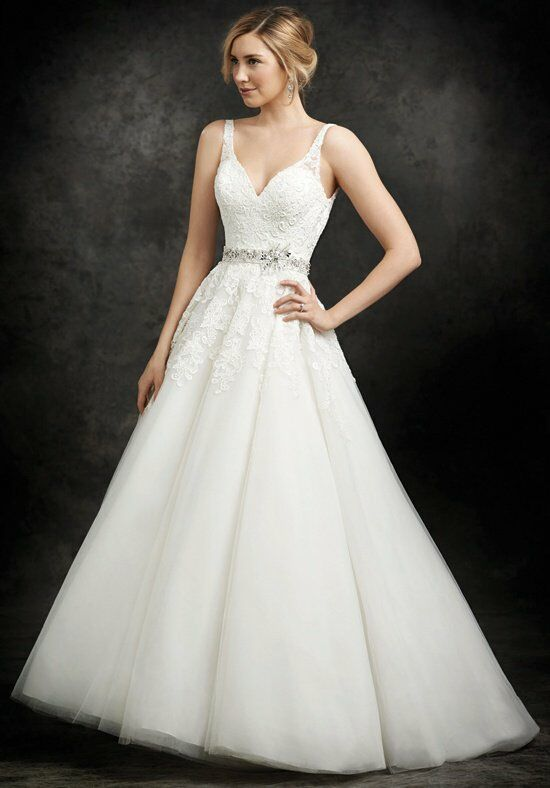 Ella Rosa BE237 Ball Gown Wedding Dress