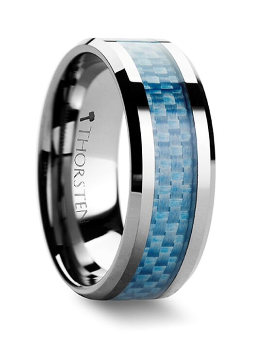 Mens Tungsten Wedding Bands W354-BUCF Tungsten Wedding Ring