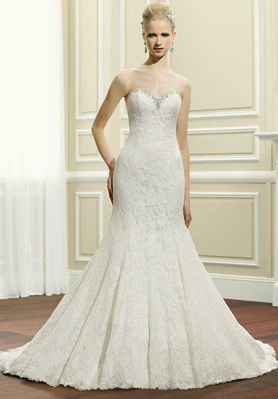 Moonlight Couture H1262 Mermaid Wedding Dress