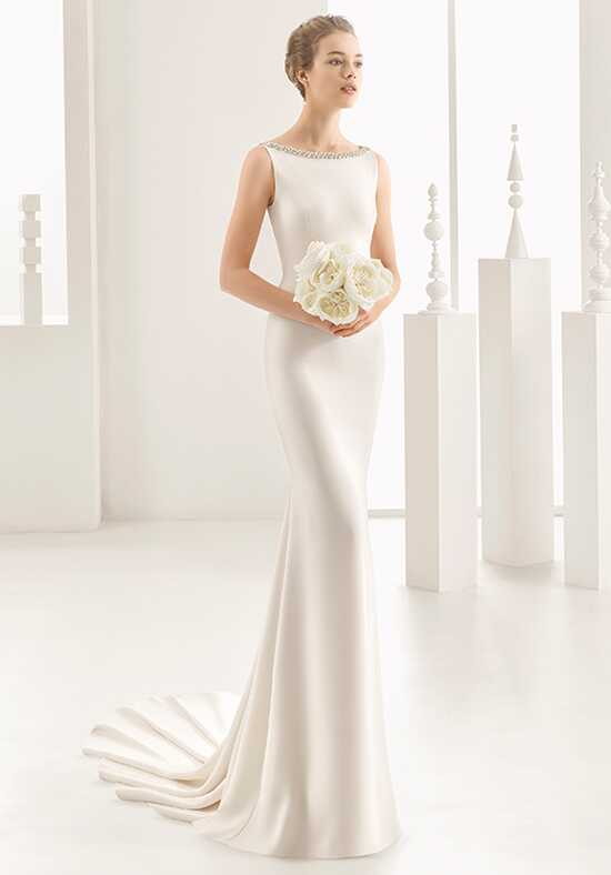 Rosa Clará Naisha Mermaid Wedding Dress