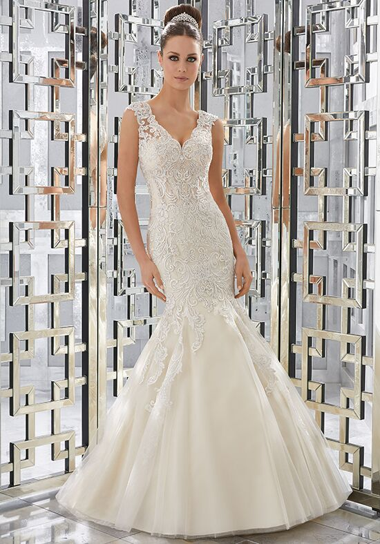 Morilee by Madeline Gardner/Blu Monika | Style 5568 Mermaid Wedding Dress