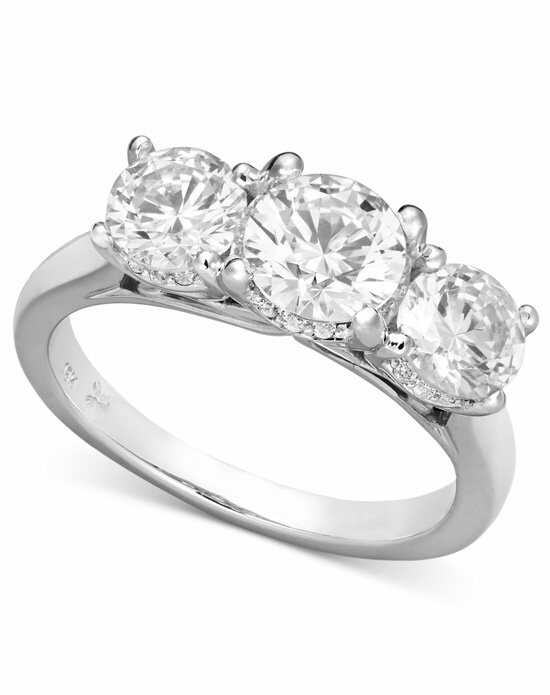 Macy s IT1191CWA1 Engagement Ring The Knot