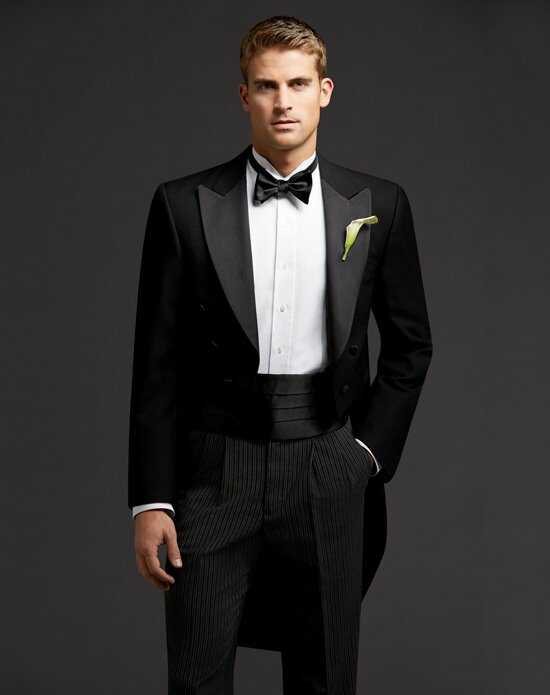 Men's Wearhouse Full Dress Tails Tuxedo Wedding Tuxedos + Suit photo