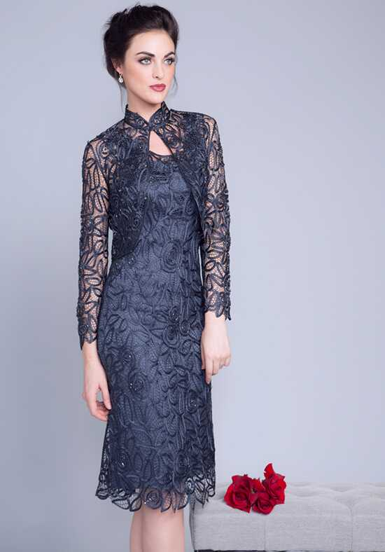 Soulmates C907 Black Mother Of The Bride Dress