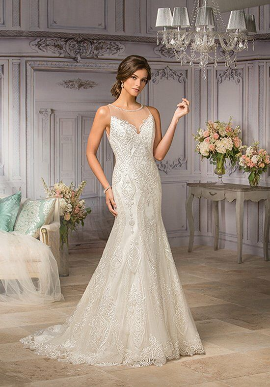 Jasmine Couture T182003 Mermaid Wedding Dress