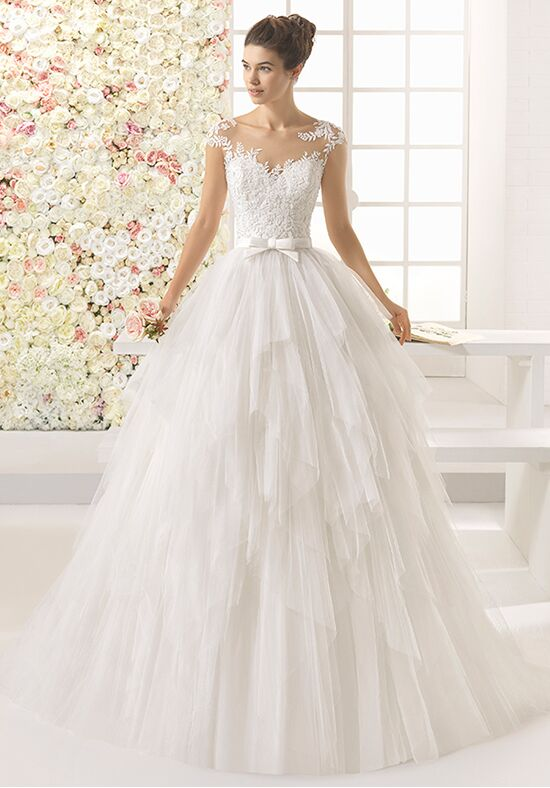Aire Barcelona Cayetana Ball Gown Wedding Dress