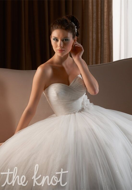 Bonny Bridal 223 A-Line Wedding Dress