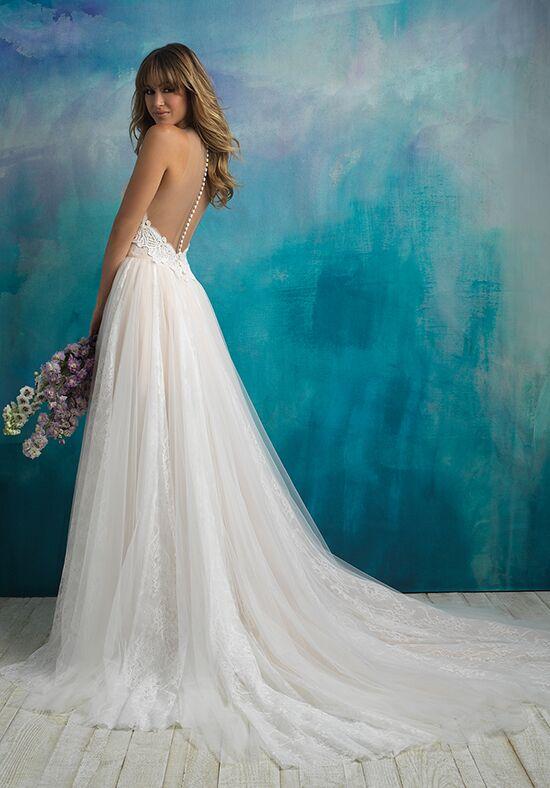 2018 Allure Wedding Dress
