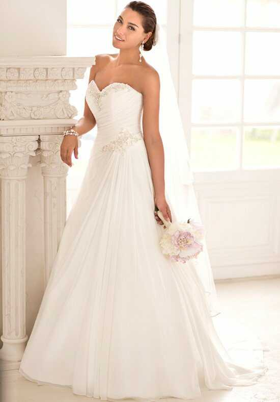 Stella York 5781 A-Line Wedding Dress