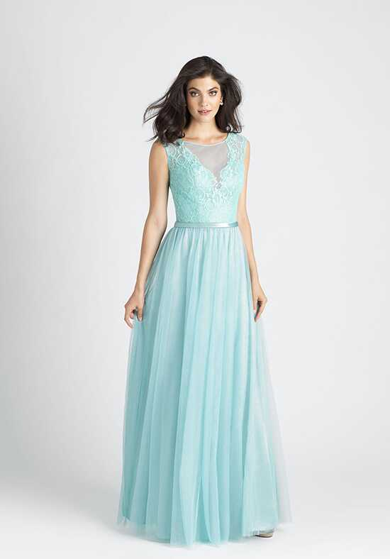 Allure Bridesmaids 1511 Illusion Bridesmaid Dress