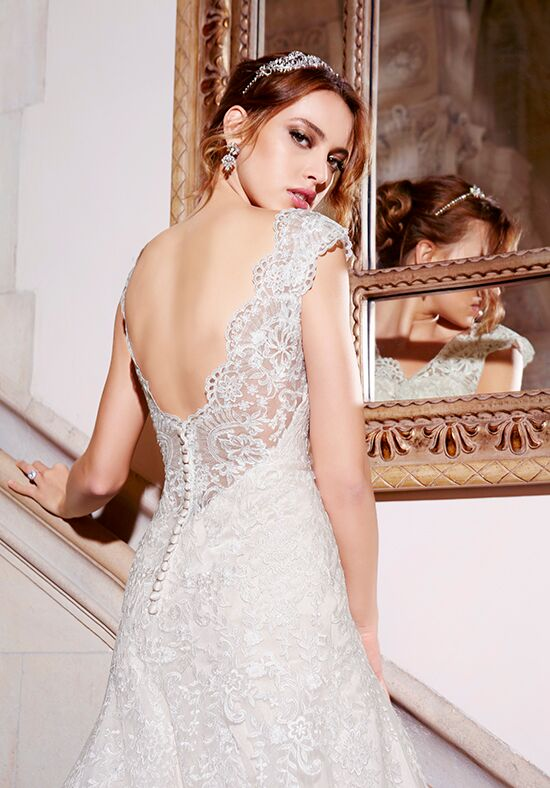 Moonlight Couture H1293 Mermaid Wedding Dress