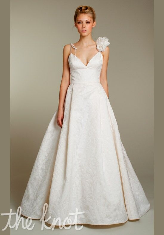Tara Keely by Lazaro 2154 Ball Gown Wedding Dress