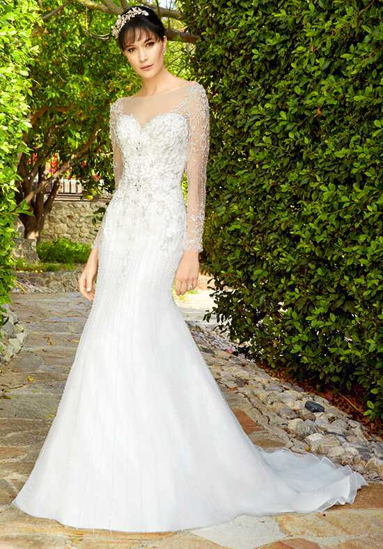 Val Stefani Keaton Mermaid Wedding Dress