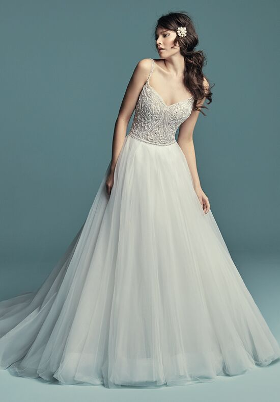 Maggie Sottero Lucca Ball Gown Wedding Dress