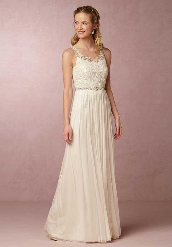 BHLDN Lucia Gown A-Line Wedding Dress