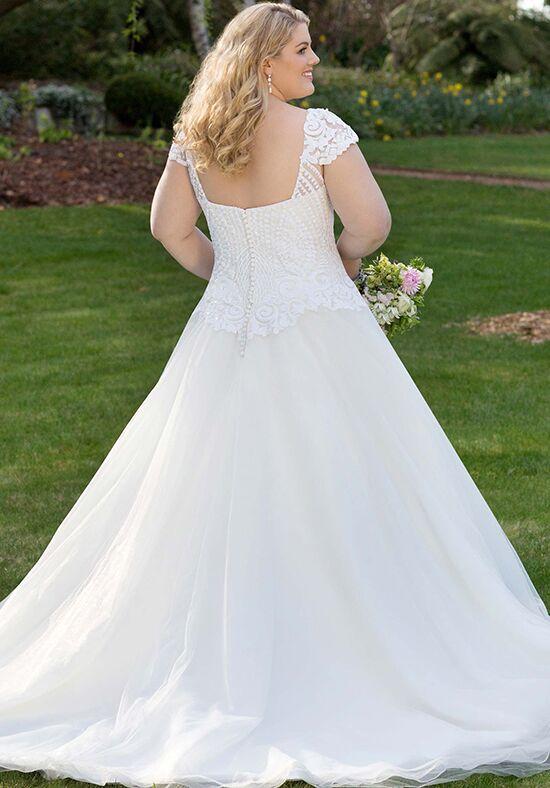 Roz la Kelin - Glamour plus Collection Ophelia 5950T Wedding Dress ...